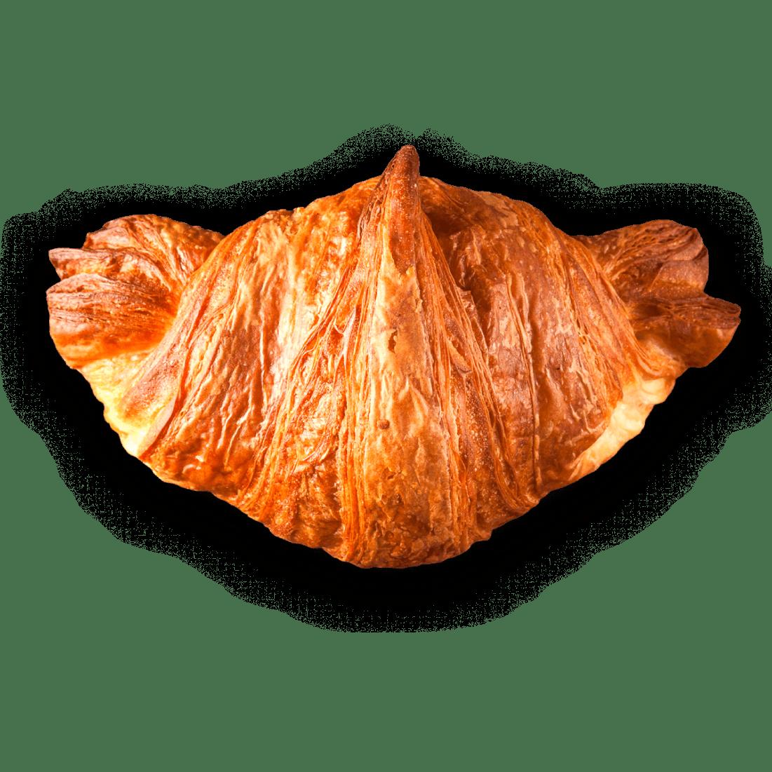 Homepage overlay croissant